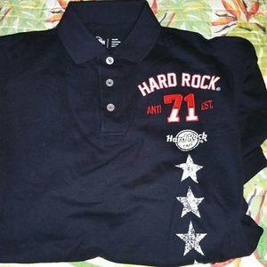 Tops - Mans New Hard Rock shirt